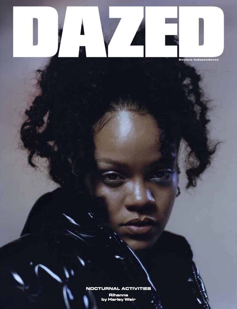 Рианна в Dazed Magazine
