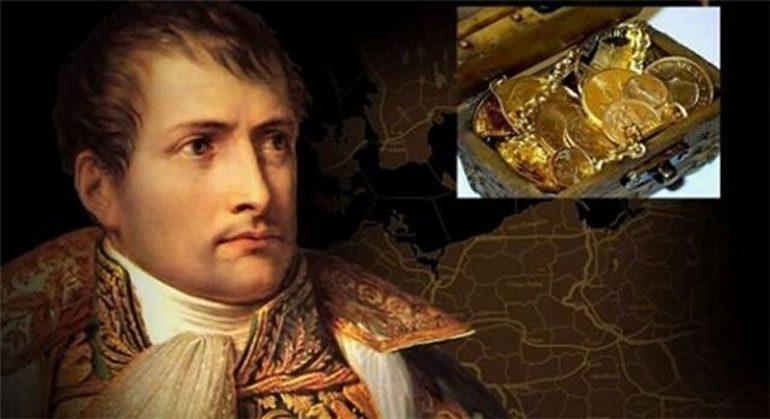 Особое внимание Анна Александровна всегда уделяла теме Наполеоновского клада. До сих пор для многих