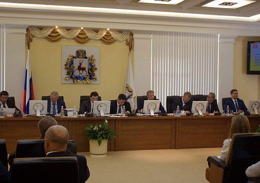 Глеб Никитин назвал строительство икапремонт школ одним изосновных бюджетных приоритетов