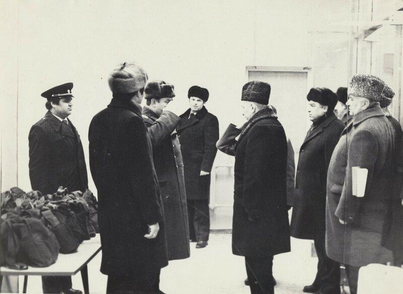 Алексей Косыгин в Оренбурге