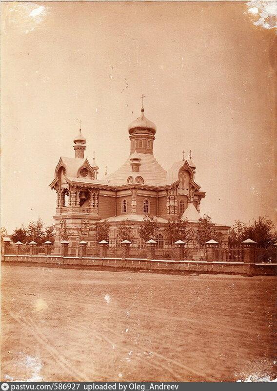 Ходынка. Церковь преп. Сергия Радонежского. 1895 1901...jpg
