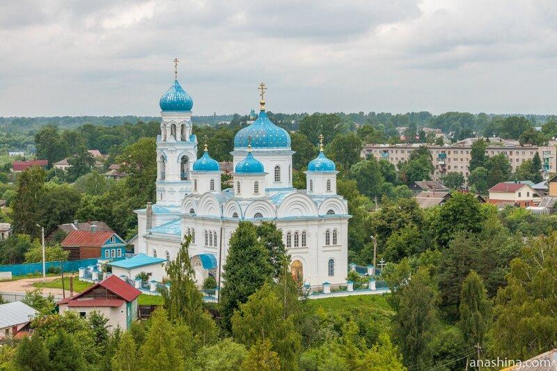 Михайло-Архангельская (Благовещенская) церковь, Торжок
