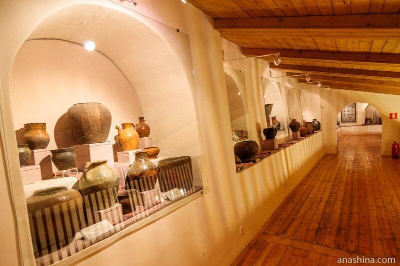 Галерея музея древнерусского искусства, Вологда