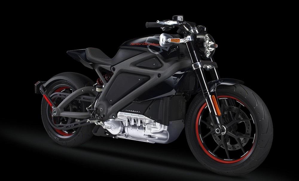 Компания Harley-Davidson представит серийный электроцикл в течение 18 месяцев