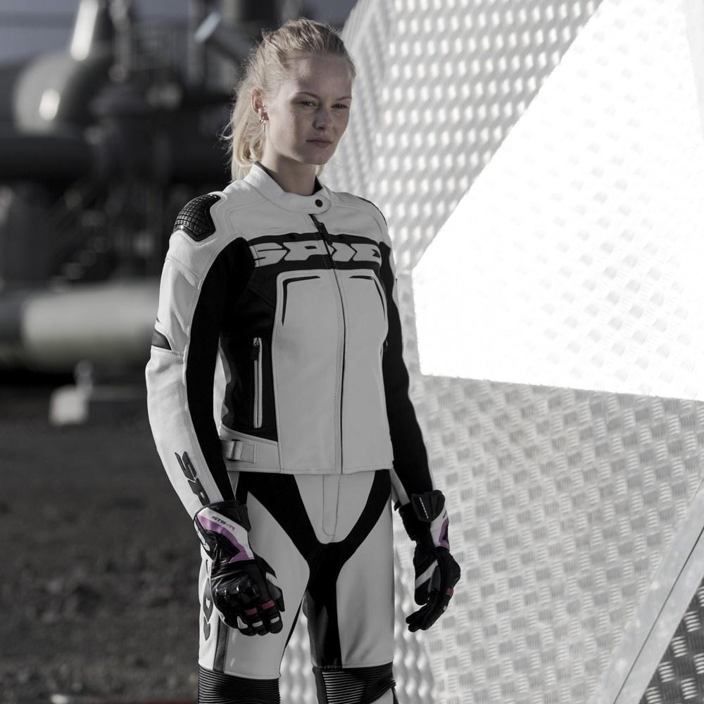 Женская мотокуртка Spidi Evorider Leather Lady