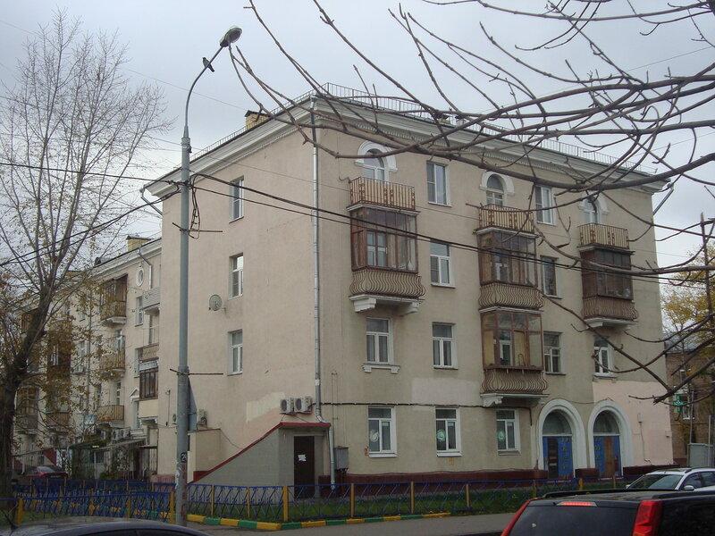 Тушино. Сходненская ул., д.36/11 (2014)