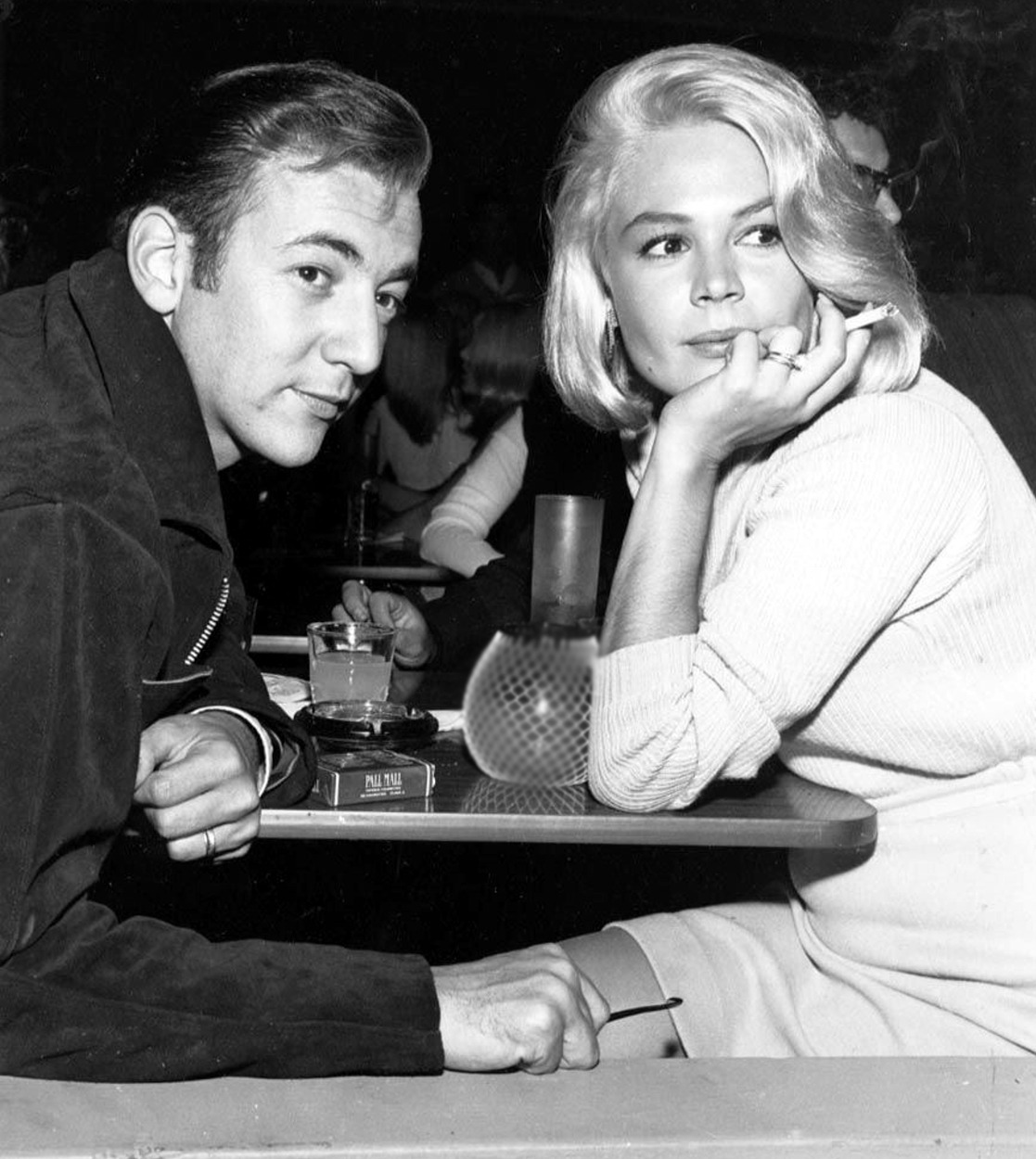 1966. Бобби Дарин и Сандра Ди