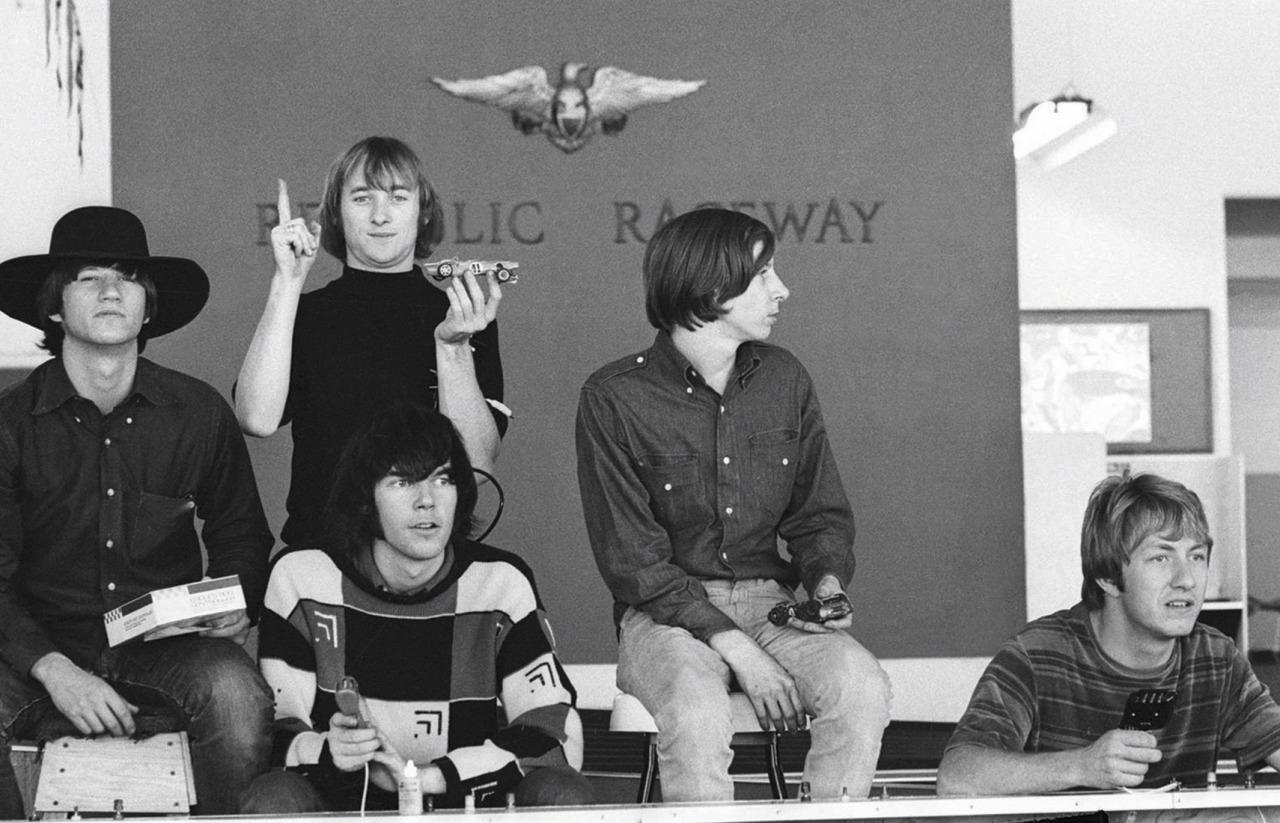 1967. «Buffalo Springfield»