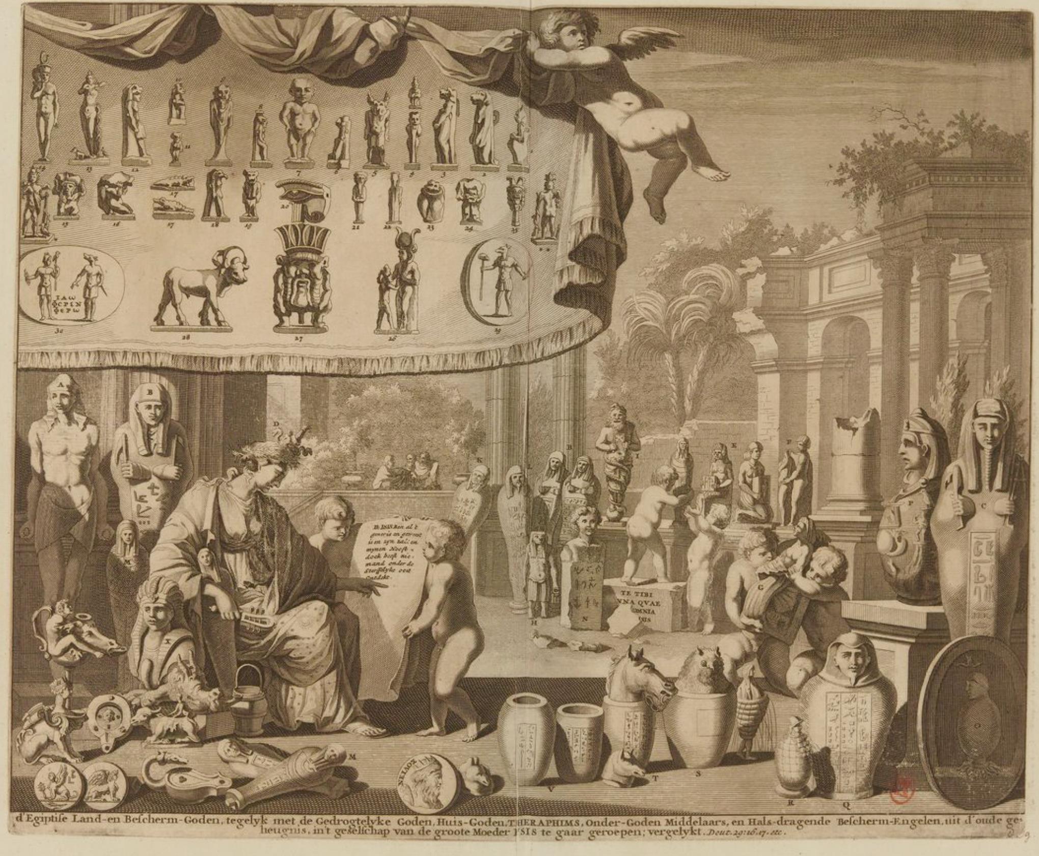 22. Идолы Египта