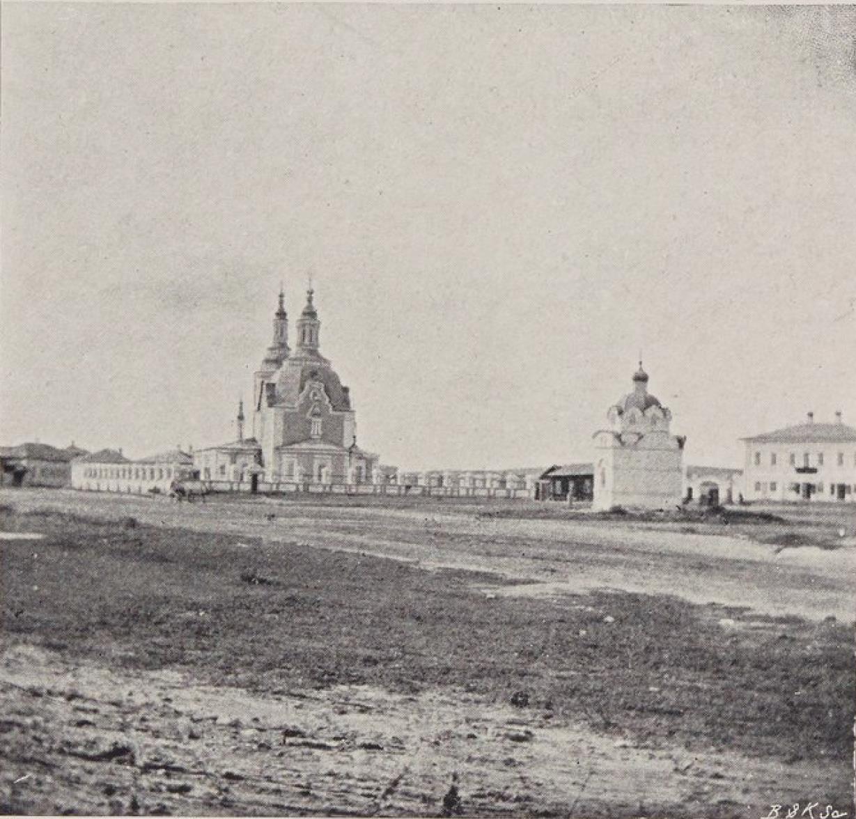 Омск. Кафедральный собор