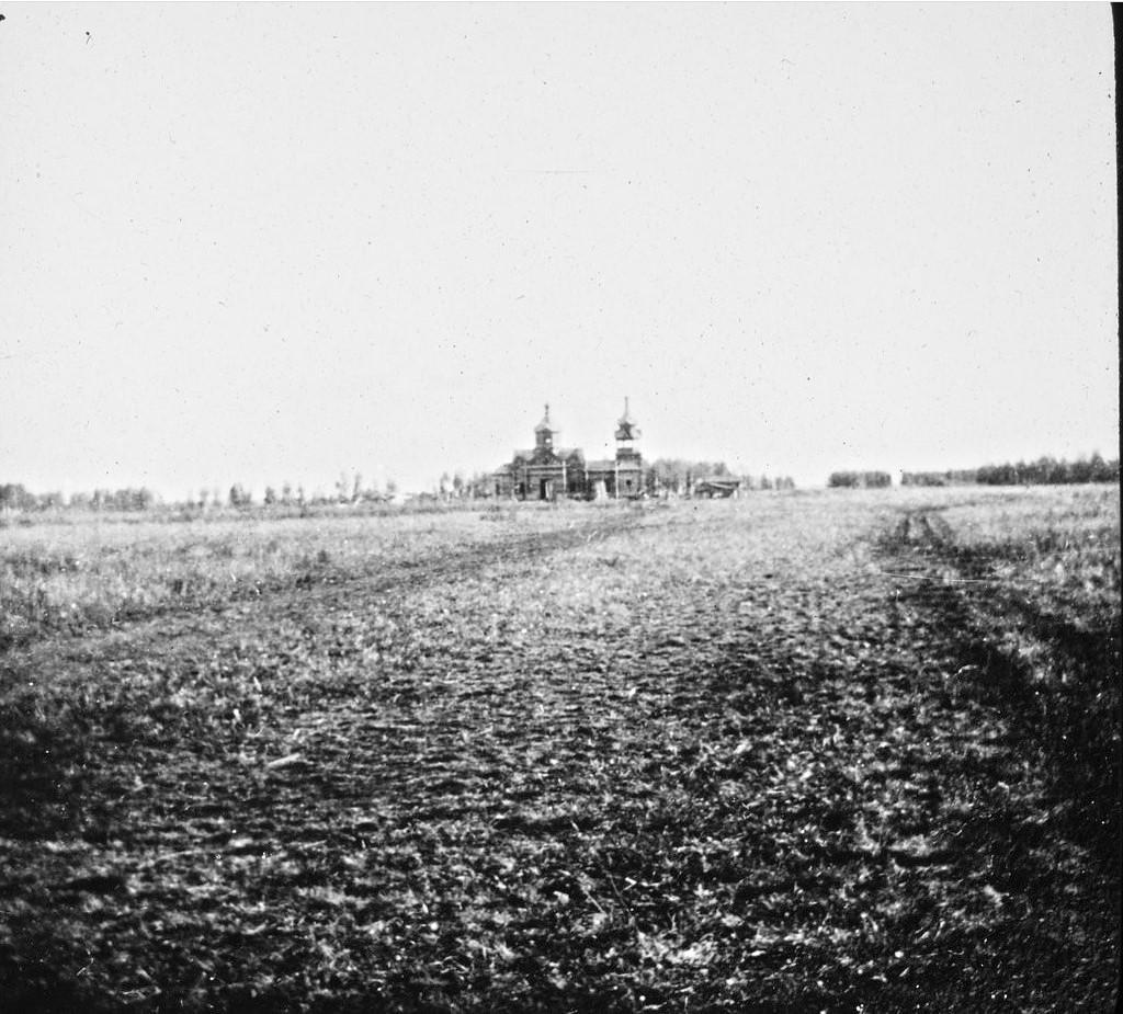Акмолинская область. Исилькуль. Церковь для поселенцев