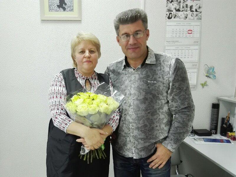 Татьяна Сухорукова и Антон Толмачев