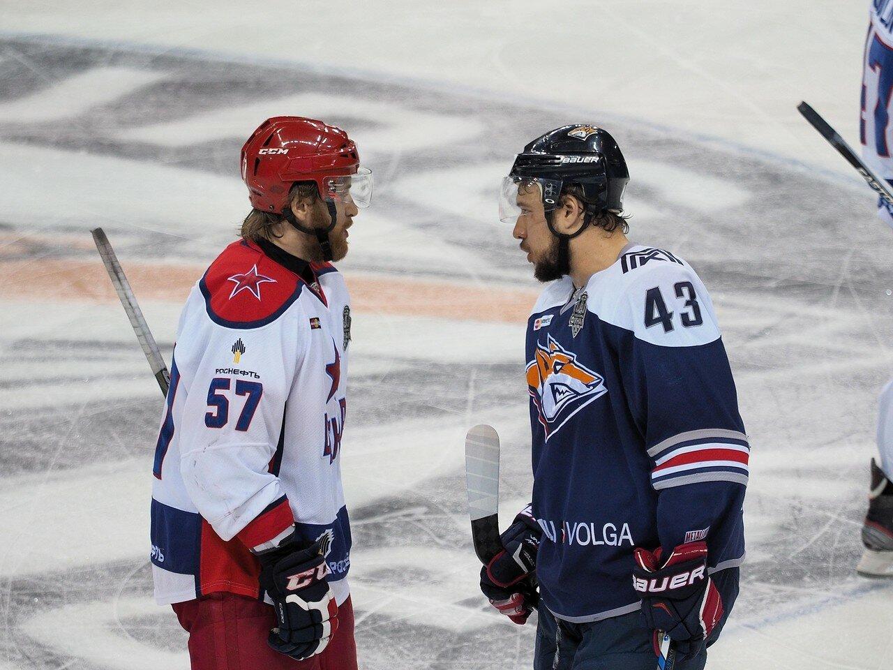 64Плей-офф 2016 Финал Металлург - ЦСКА 11.04.2016