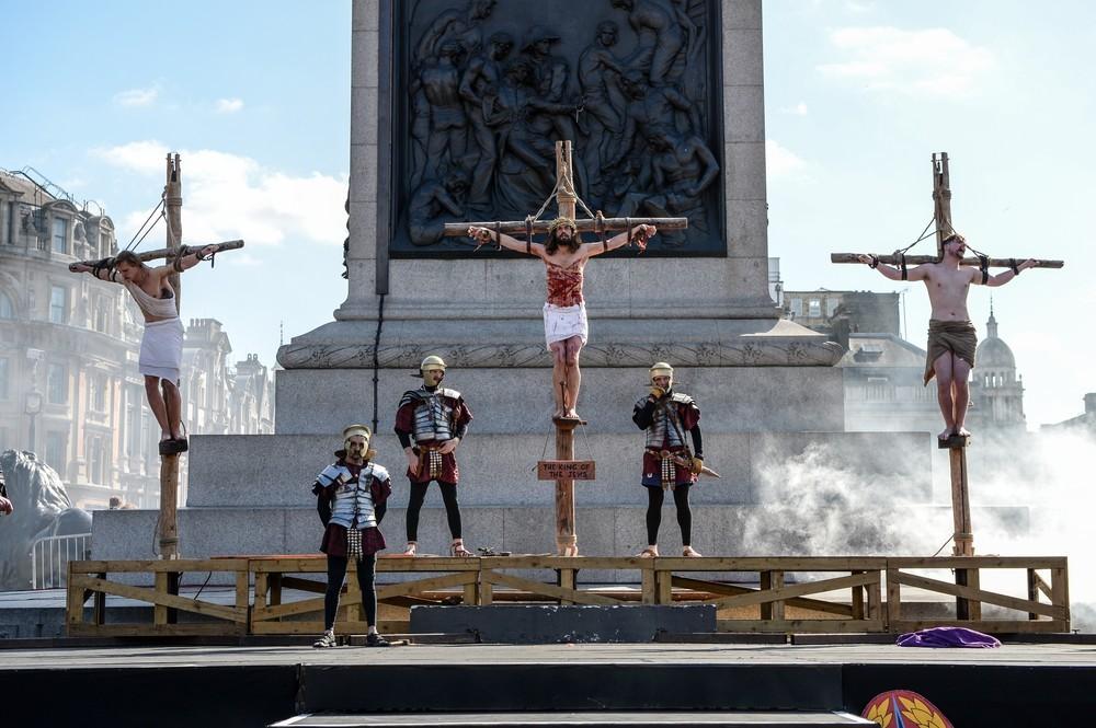 «Страсти Христовы» в Лондоне