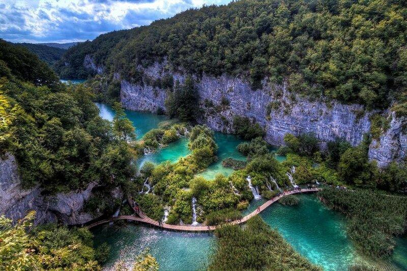 Красивейшие национальные парки Европы