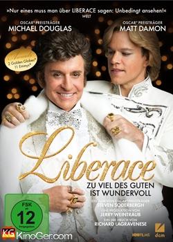 Liberace - Zu viel des Guten ist wundervoll (2013)