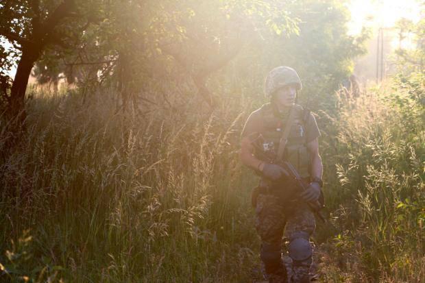 """""""Вся эта мирная жизнь – благодаря солдатам. Но никто об этом не вспоминает"""" - история украинского бойца по кличке """"Немо"""""""