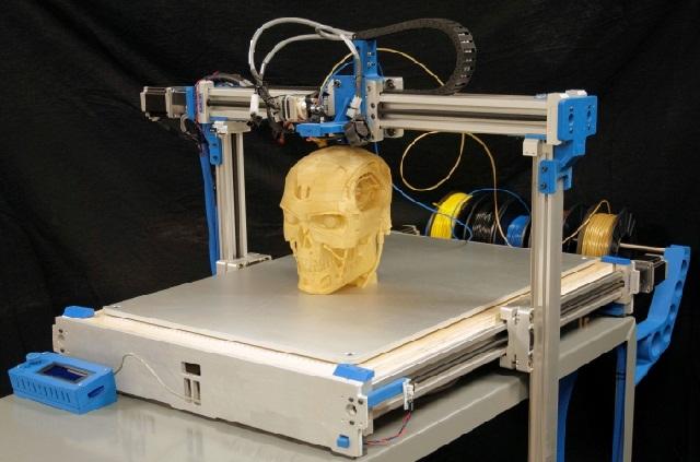 3-D принтеры – прорыв в промышленности