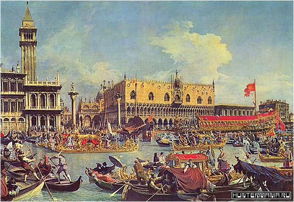 Il Ridotto. Первое в мире казино