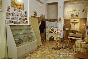Город Ленинск, краеведческий музей