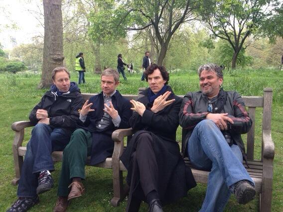 Четвертый сезон сериала Шерлок