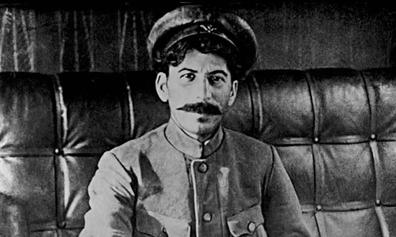 Сколько раз  я в блоге писал о Сталине.
