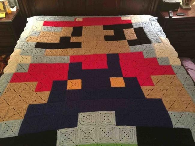 © reddit.com   Даже Джеки любит вязаные свитера отбабули