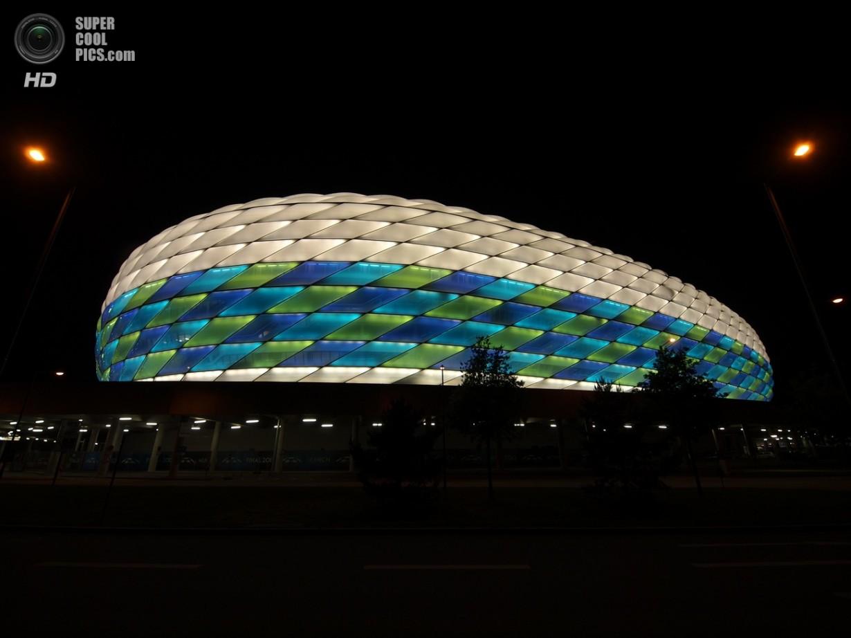 Стадион чемпионов