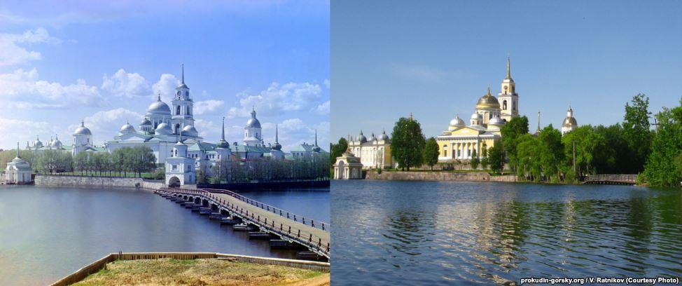 Нилов монастырь, Тверь, 1910/2010.