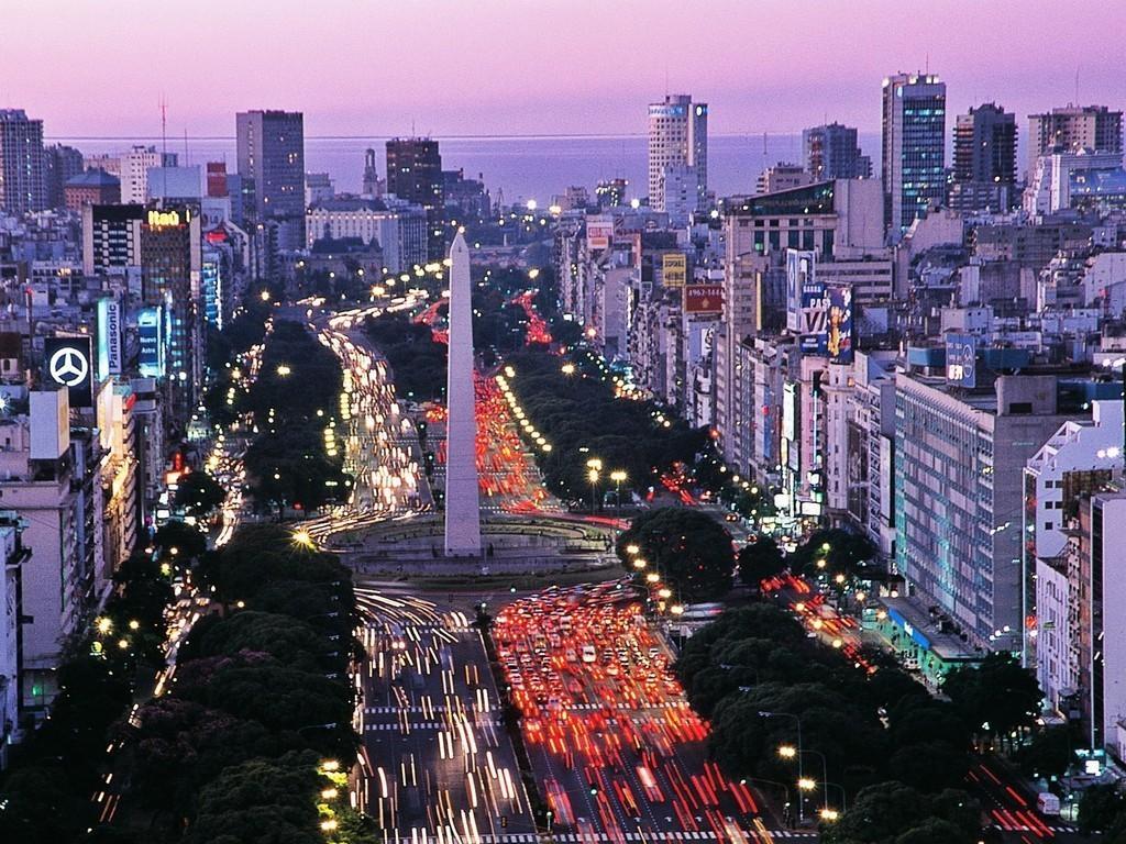 34. Буэнос-Айрес, Аргентина . Этот город называют «Южноамериканским Парижем», благодаря его богатому