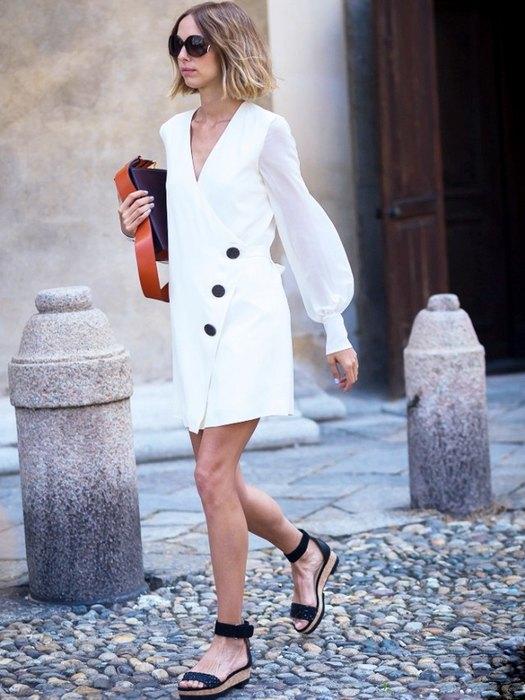 Сплошная платформа (онаже «флэтформа») продолжает модную экспансию: чтобы образ сучастием тако
