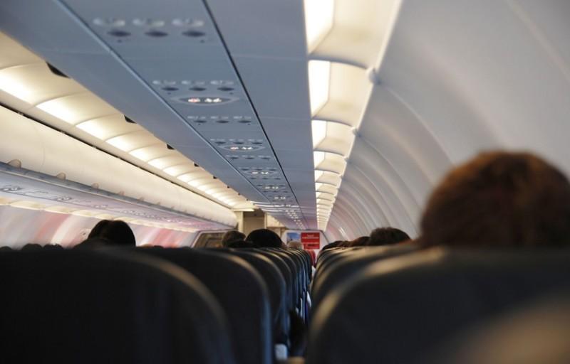 Пожар Один из страшных снов, постоянно преследующих аэрофобов - горящий самолет. Но не волнуйтесь ра