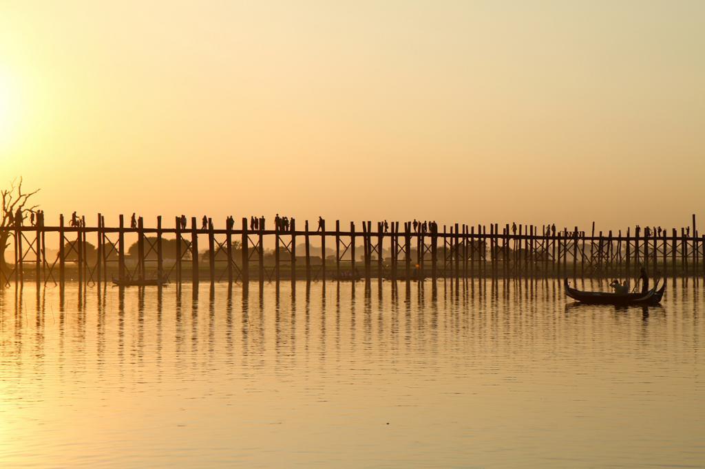 Длина моста — 1,2 км. (Jason Eppink)