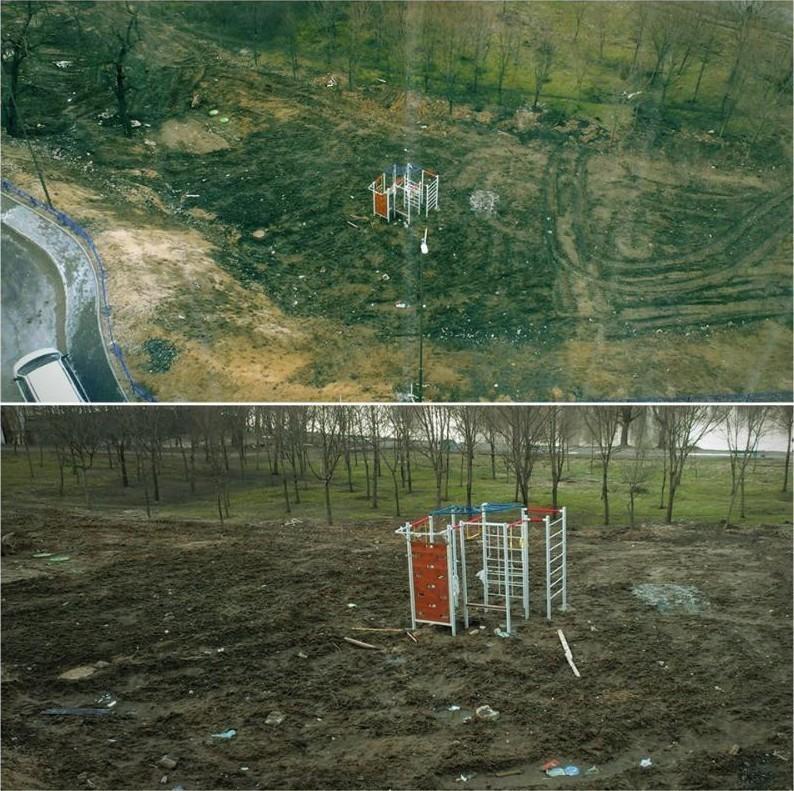 Пост психоделических детских площадок (25 фото)
