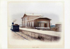 Станция Усмань