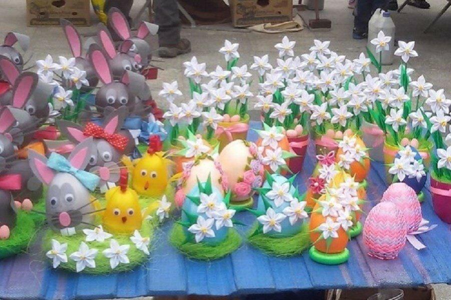Одно Пасхальное яйцо и море кроликов. Предпраздничная разминка