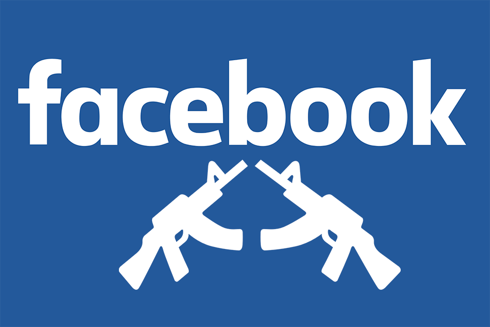 Причастны террористы: на фейсбук подали иск на $1 млрд
