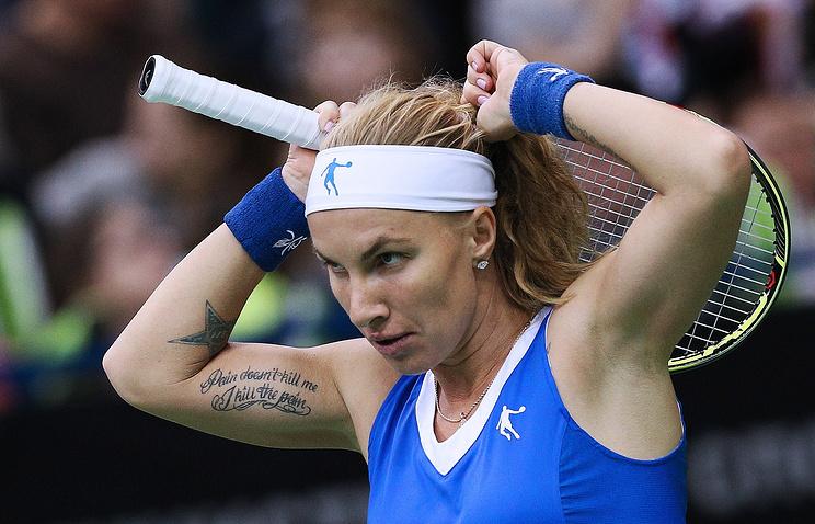 Кузнецова стала 7-мой врейтинге WTA