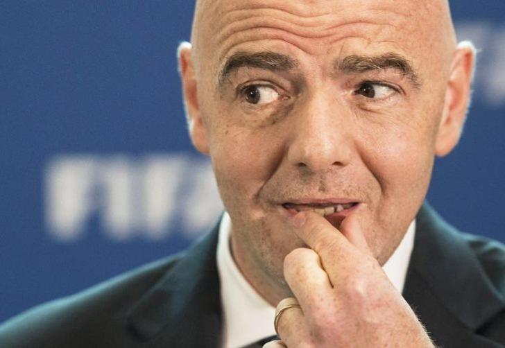 Инфантино хочет увеличить количество участников клубного чемпионата мира до16