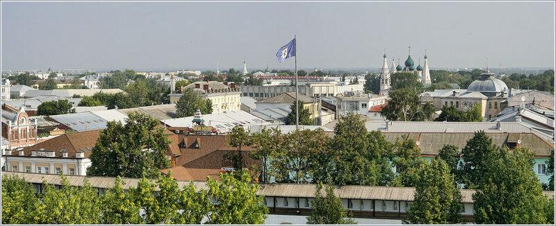 Панорама Ярославля (1)