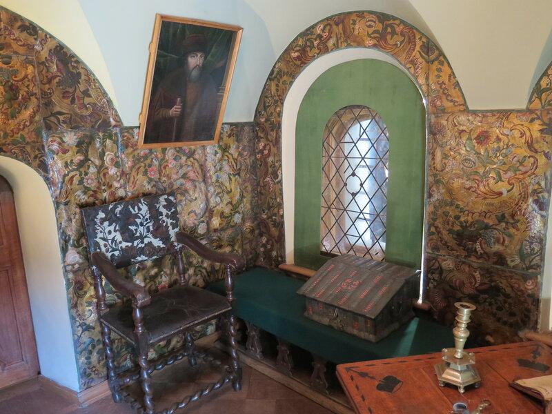 Палаты бояр Романовых