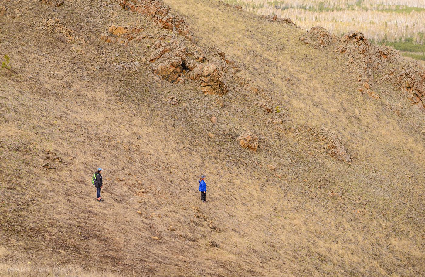 23. Пеший поход в горы Башкирии. Как же там чудесно! Прогулка по хребту Нурали. 1/400, 0.33, 5.6, 250, 66.