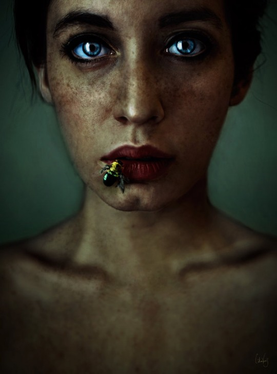 Portrait Photography by Lidia Vives Rodrigo