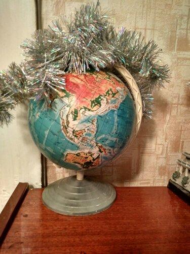 Зимний глобус