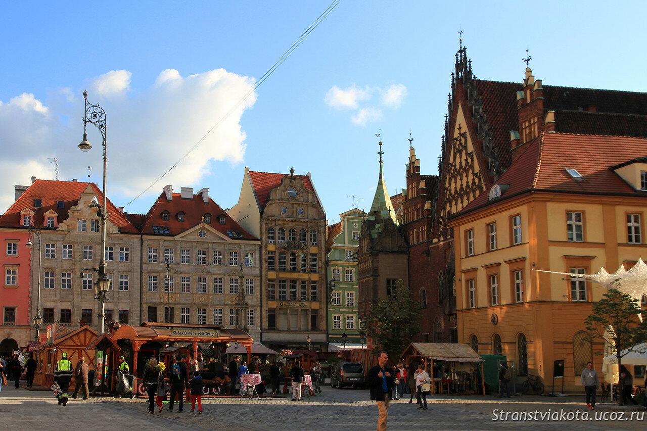 Польша, вроцлавские гномы