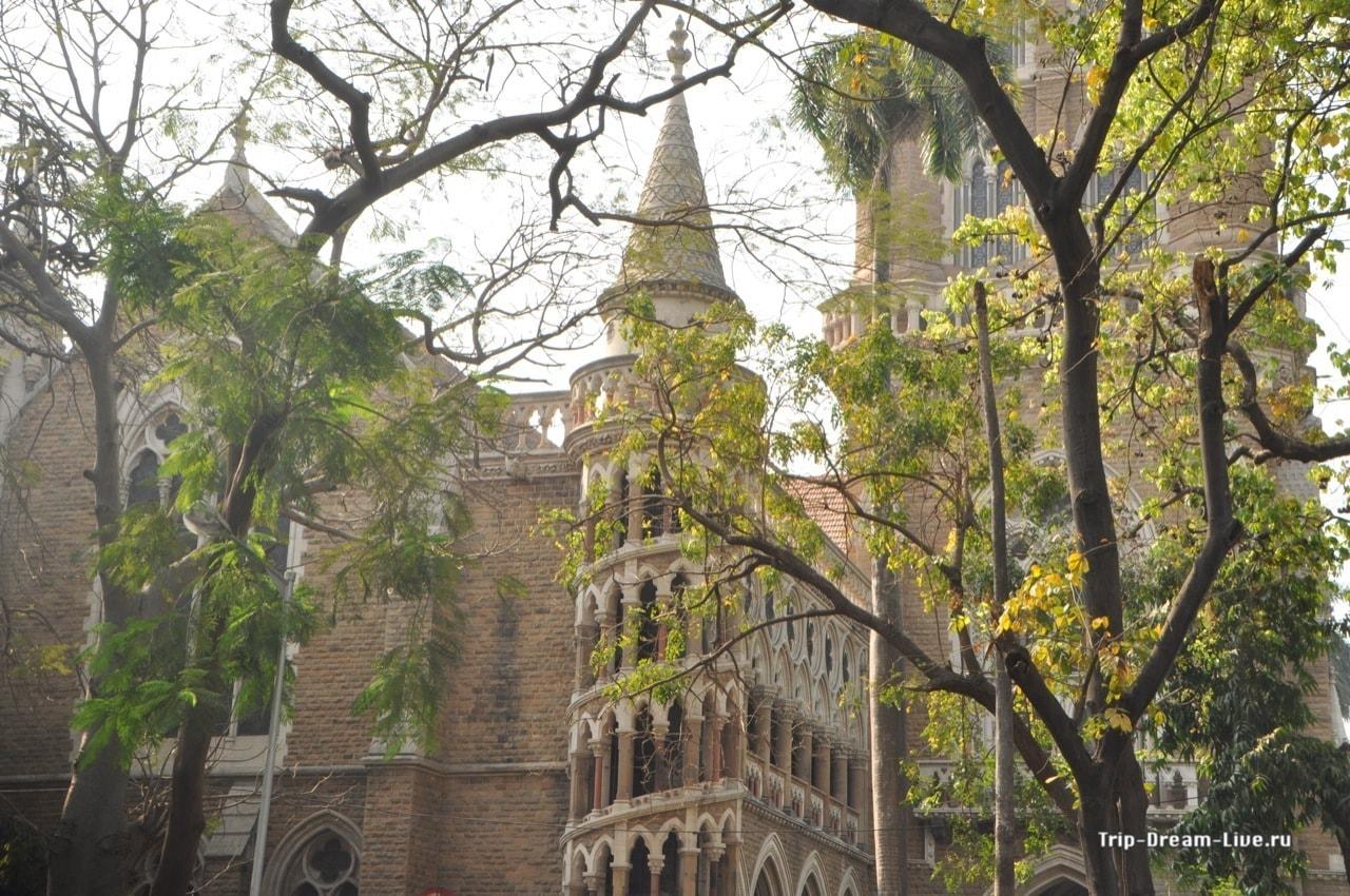 Университет Мумбаи (University of Mumbai; Бомбейский университет)