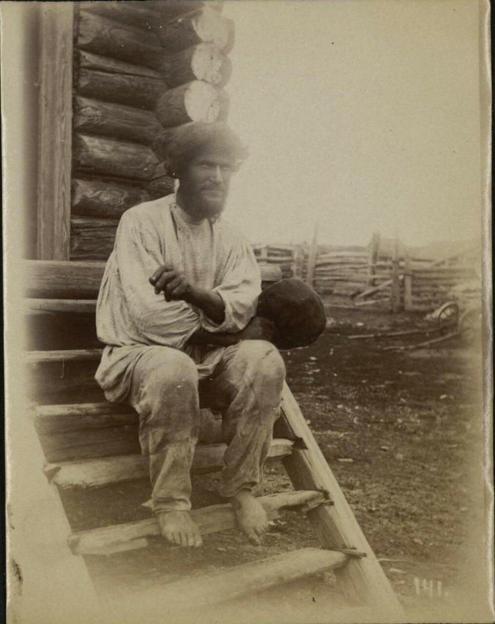 Сибирский крестьянин