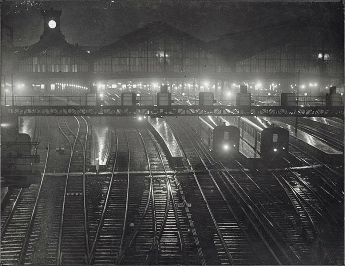 1932. Вокзал