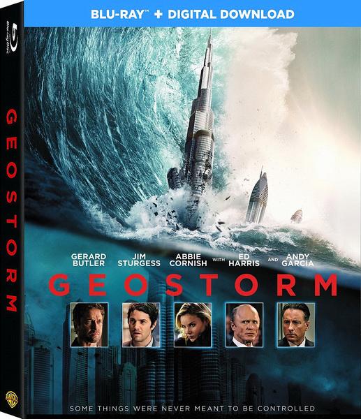 Геошторм / Geostorm (2017/BDRip/HDRip)