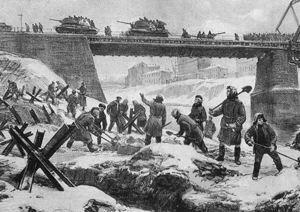 Великая страна СССР, операция «Тайфун»